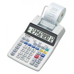 Sharp EL-1750V szalagos számológép