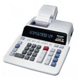 Sharp EL-2607PGGYSE szalagos nyomtatós számológép