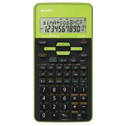 Sharp EL-531-GR Színes tudományos számológép - Zöld