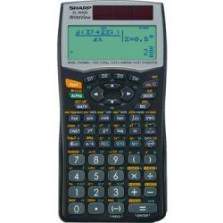 Sharp EL-W506B tudományos számológép - Legújabb csúcsmodell