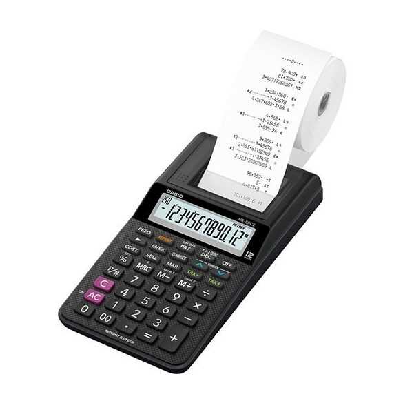 Casio HR-8RCE nyomtatós számológép
