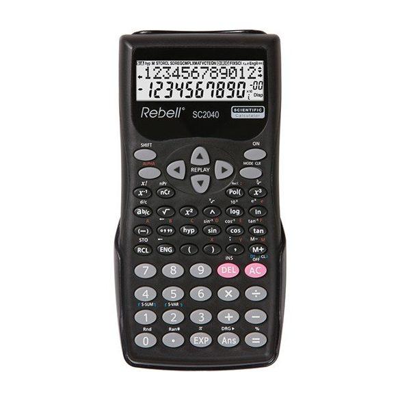 Rebell SC2040 Tudományos számológép