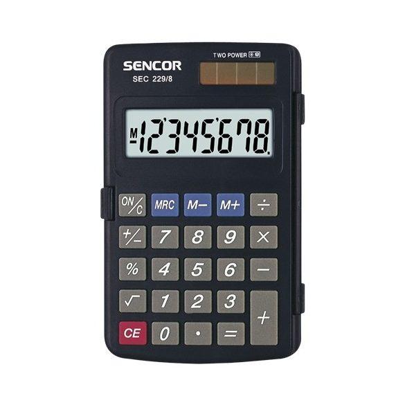 SENCOR SEC 229/8 zsebszámológép