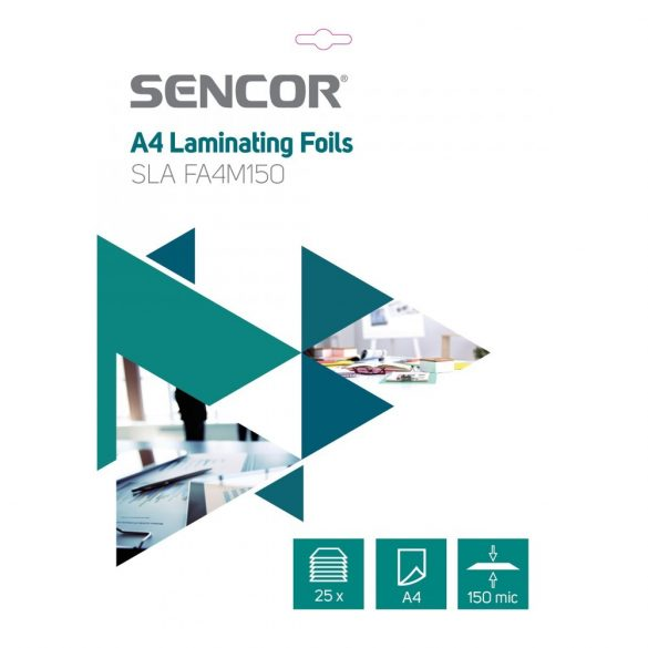 SENCOR SLA FA4M150 lamináló fólia