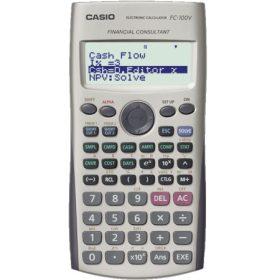 Casio Pénzügyi Számológép