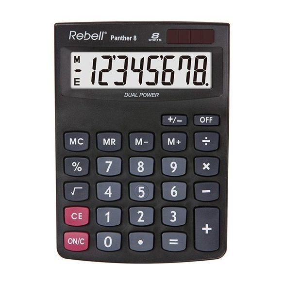 Rebell Panther 8 Irodai számológép